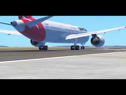 Fly Infinite Flight's first Virtual Airline | Qantas Virtual