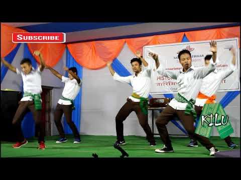 Bagurum Bagurum Mwsahang Mwsahang   Sujit Narzary Boys Hostel Dance   National Seminar   KGC