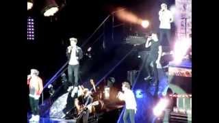 One Direction C'mon C'mon Live Dublin 13/3/13