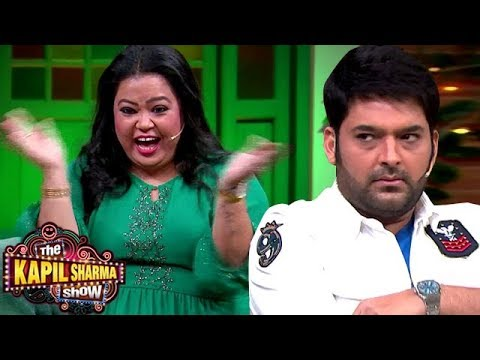The Kapil Sharma Show: Bharti Singh Makes Fun Of Kapil Sharma's Hosting Skills