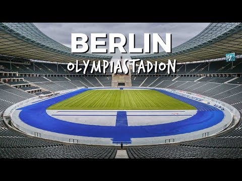 Berlin - Olympiastadion (Olympic Stadium)
