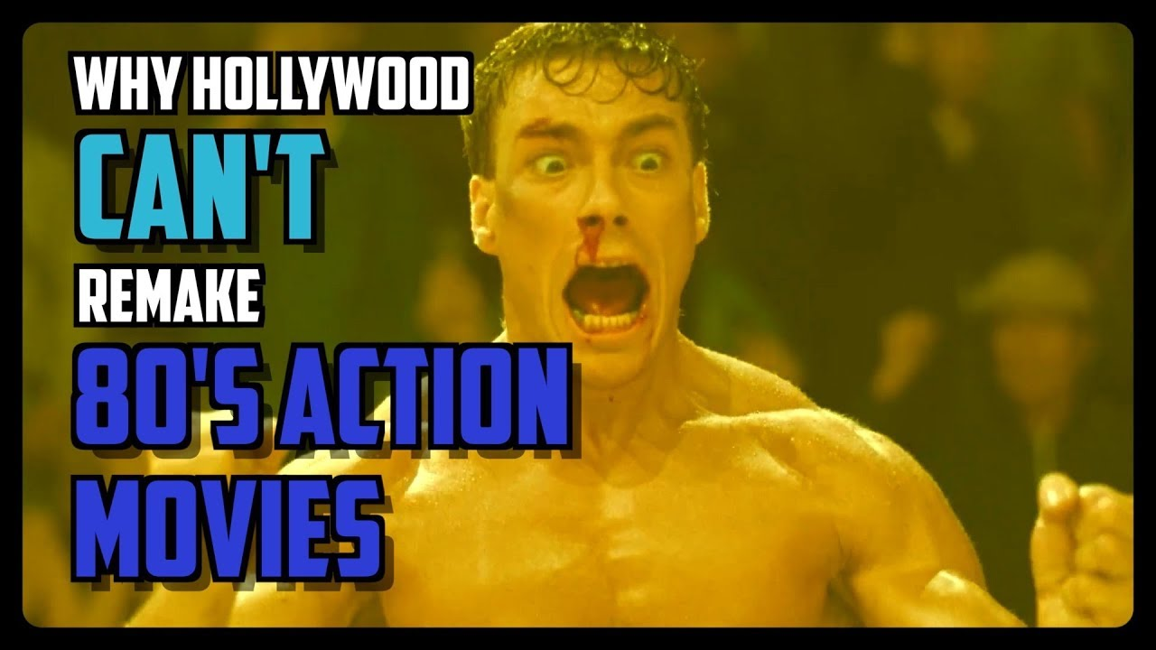 Why Hollywood Can't Remake 80′s Action Movies (Video)