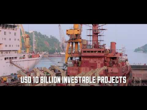 India's Ports & Shipping Sector (1 MIN)