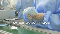 Pulsar Products - How our Masks are Made
