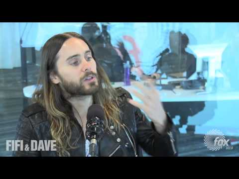 Jared Leto On His New Single 'City Of Angels'