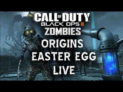 Black Ops 2 Zombies: 'Origins' Livestream w/Syndicate! | Doovi