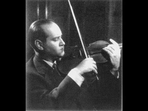 Vitali Chaconne Plays