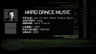 Joop - Act Of God (Hard Trance Edit) [HQ]