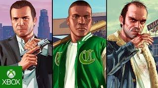 Grand Theft Auto V Xbox One Launch Trailer