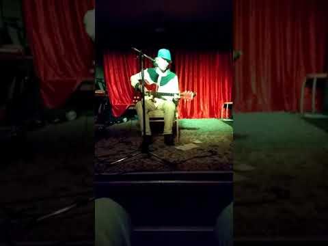 Michael Hurley LIVE, Petersham Bowling Club, 2018