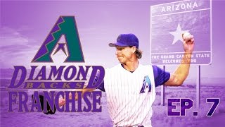 MLB 15 The Show PS4: Arizona Diamondbacks Franchise: Ep. 7: First Year Player Draft