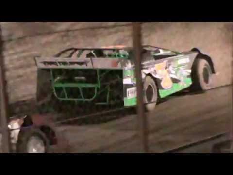 JOSH JACKSON RACING CHARLESTON SPEEDWAY HEAT RACE WIN 9 3 16