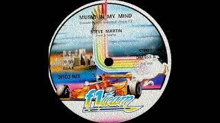 Steve Martin - Music In My Mind (1983)