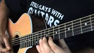 Day Is Gone - Noah Gundersen Guitar Lesson & TAB Sons of Anarchy SoA