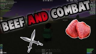 [ROBLOX] Miscreated Xbox: Teqs Life - COMBAT & BEEF!!!