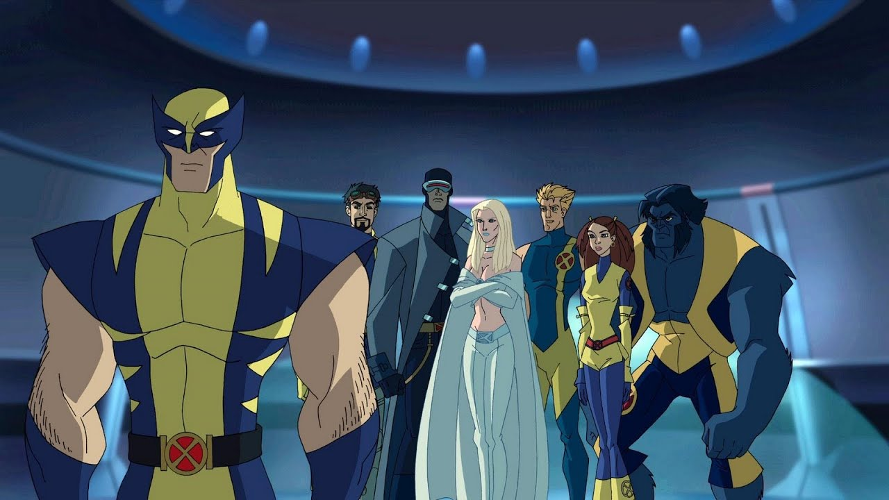 Wolverine and the x men sigla link episodi youtube