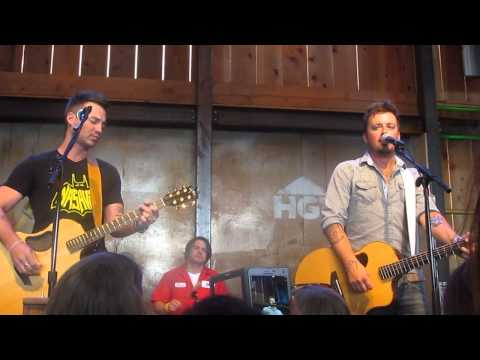 Love and Theft~Let's Get Drunk and Make Friends (HGTV Lodge performance)