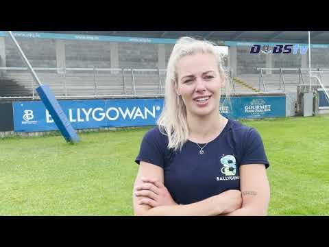Nicole Owens chats to DubsTV as Ballygowan announce renewal of partnership with Dublin GAA