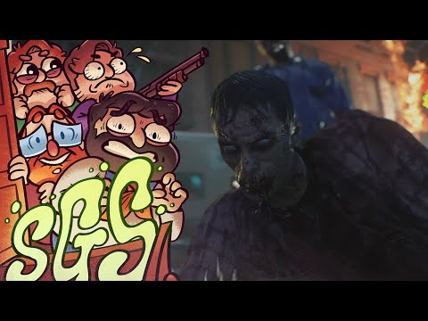 My Funny Valentine | Resident Evil 3 REMAKE | Scary Game Squad Part 1