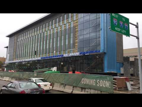 Man dies at Cleveland State construction site