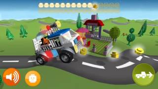 [JJ]Lego Juniors Create Cruise - Play android Game [Brothers J'J]