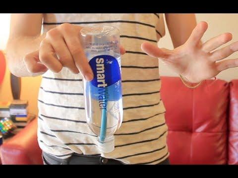 Pen Through Water Bottle with @CalenMorelli365 -- Tutorial
