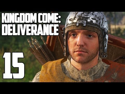 THE DRUNKEN PRIEST   Kingdom Come: Deliverance Gameplay Let's Play #15