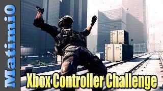 Xbox Controller Challenge - Battlefield 4