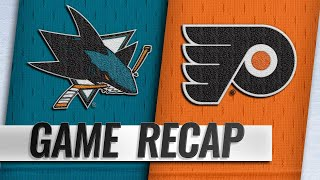 Pavelski, Kane each score twice in Sharks
