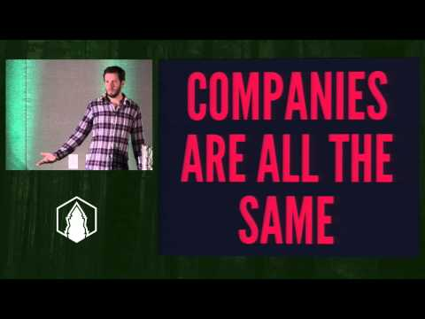 BEN STRAUB Hacking Culture with Javascript | CascadiaFest 2015