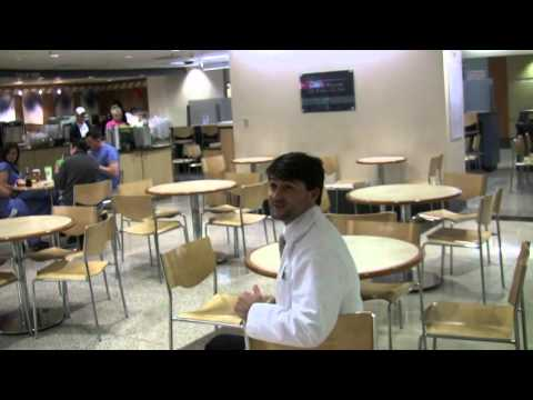 The UAMS Campus Tour (A Pharmacy Student's Guide for Survival)