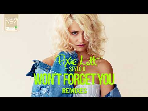 Pixie Lott ft. Stylo G - Won't Forget You (Mandal & Forbes Radio Edit)