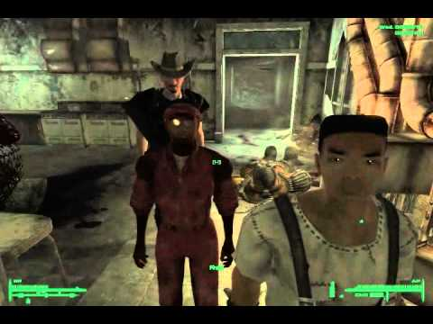Let's Play Fallout 3 - 23 - Leaving Germantown with my (usel