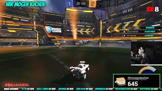 Rocket League Turniere und Ranked!! Road to 1000 Subscribern!!(GER/ENG/Facecam)