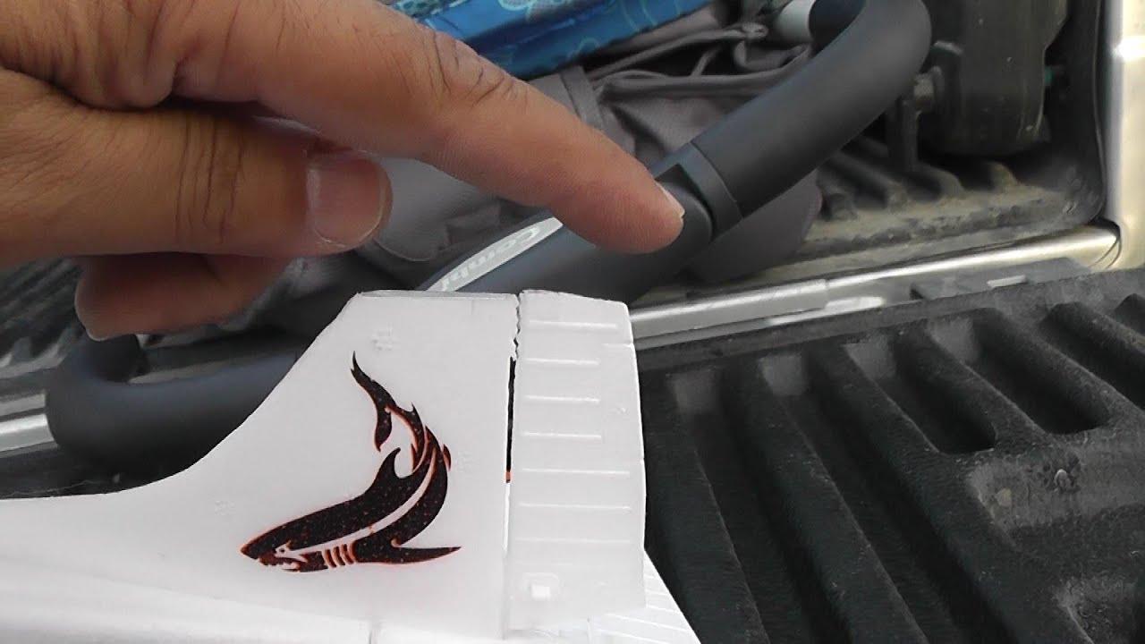 how to cut 1 foam