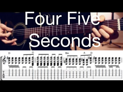 Four Five Seconds Rihanna And Kanye West Paul Mccartney Acoustic