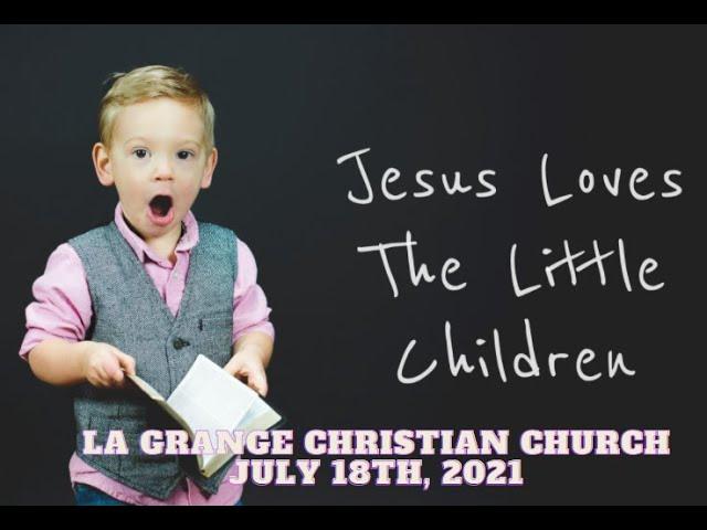 July 2021 Sermons