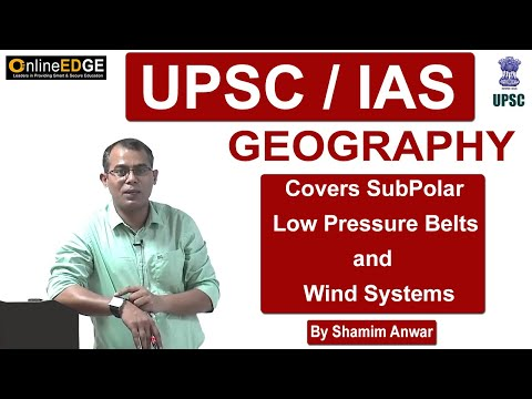 Topic Covers SubPolar Low Pressure Belts and Wind Systems