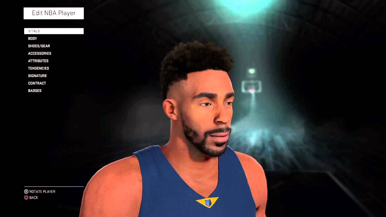 Mike Conley Face