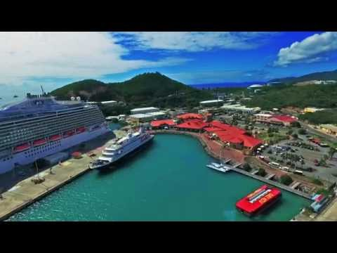 Welcome To St. Thomas US Virgin Islands