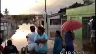 Enchente em Água Preta - PE - 2010