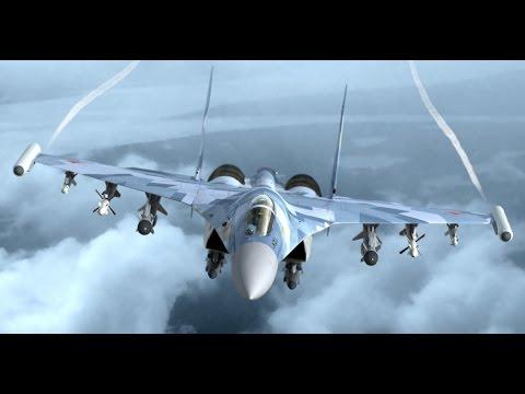 Sukhoi Su-35 and