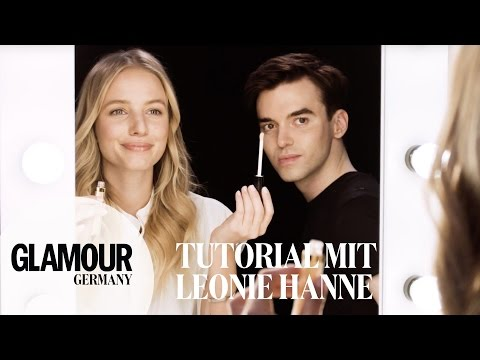 Lippen how to & Interview mit Bloggerin Leonie Hanne (Ohh Couture) I GLAMOUR Beauty Tutorial💄