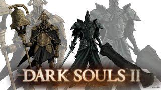 Raime e Velstadt: I cavalieri di Vendrick - Dark Souls 2 Lore