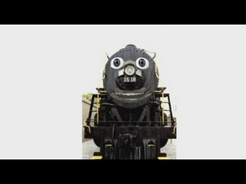 How Steam Trains Work | Talking Locomotive | Children