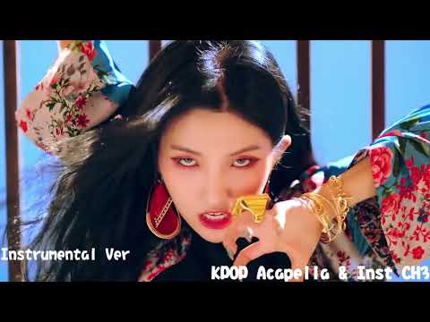 (G)I-DLE ((여자)아이들) - HANN (Alone) (한) [Instrumental Version]