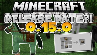 WHERE'S THE UPDATE?! // MCPE 0.15.0 Release Date Discussion - Minecraft PE (Pocket Edition)