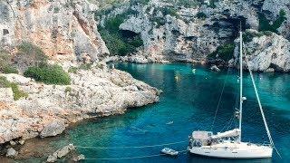 The Quintessential Spanish Cove. (Sailing La Vagabonde) Ep. 127