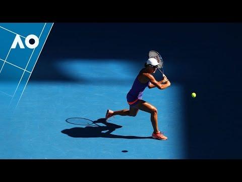 Wozniacki v Rodionova match highlights (1R) | Australian Open 2017