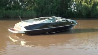 Avalon 23, Lancha Cuddy de Avalon Sport Boats. HD 1080p